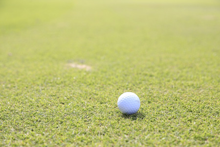 ボール 直径 ゴルフ